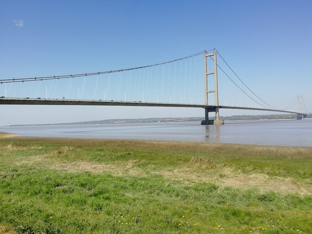 Humber Bridge, Hull